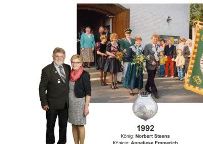 1992 Norbert Steens