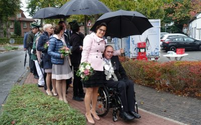 Fotos vom JBK-Jubiläum